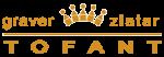 logo zlatarstvo tofant